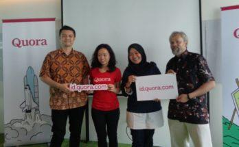 Peluncuran Quora Bahasa Indonesia